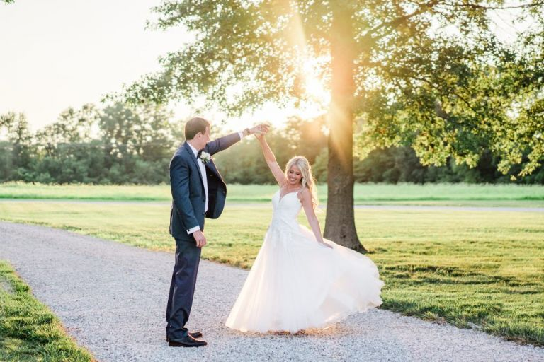 Jorgensen Farms Oak Grove Wedding {Samantha & Chad}